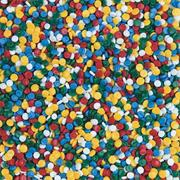 Kidfetti Multicolored Play Pellets 10lb.