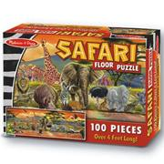 Melissa & Doug� Safari Floor Puzzle