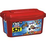 K&#039;Nex 521 Super Value Tub (set of 521)