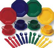 Pretend &amp; Play Dish Set (set of 24)