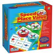 Speed Place Value Games