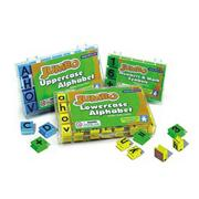 Jumbo 1&quot;  Letters Alphabet Stamps - Lowercase
