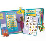 Word Ladder Phonics Activity Center