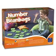 Number Bean Bags