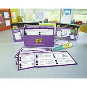 Hot Dots Academic Vocabulary Card Sets Grades 13
