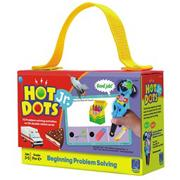 Hot Dots Jr. Card Set Beginning Problem Solving
