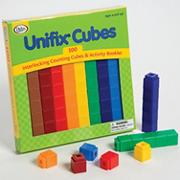Unifix Cubes Set of 100