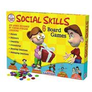 Social Skills Board Games