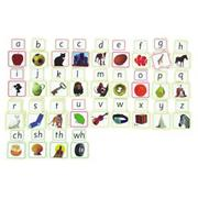 Alphabet Phoneme Magnets, Set of 65