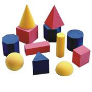 Foam Geometric Solids
