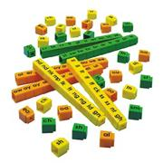 Unifix Letter Cubes Blends