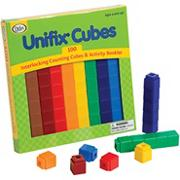 Unifix Cubes/100 (pack of 100)