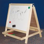 Multipurpose Dry-Erase Easel