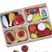 Melissa & Doug� Food Groups Set  (set of 21)