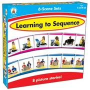 6-Scene Sequencing Card Set