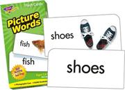 Picture Words Flash Cards (set of 96)