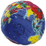 Hugg-A-Planet Fabric Globe