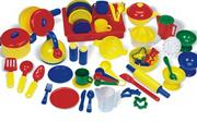 Jumbo Kitchen Set  (set of 73)