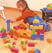 Textured Blocks  (set of 30)