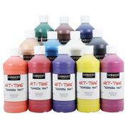 Sargent Art Liquid Tempera Paint, 16 oz.