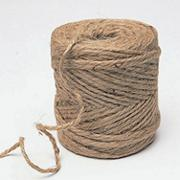 Jute Macrame String, 3-Ply, 210&#039;