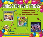 3-CD Dance Set (set of 3)