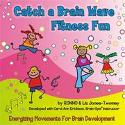 Catch a Brain Wave Fitness Fun CD