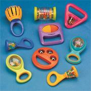 Infant Music Set (set of 9)