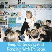 Keep On Singing &amp; Dancing With Dr. Jean CD