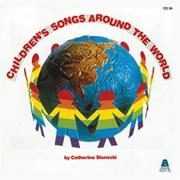 Children&#039;s Songs Around the World CD