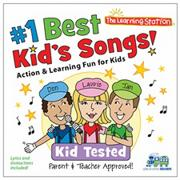 Number One Best Kid&#039;s Songs Music CD
