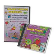 Smart Fitness CD and DVD Set (set of 2)