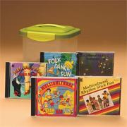 Multicultural Music and Activities CD Set of 5