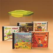 Literacy and Learning for PreK CD Set