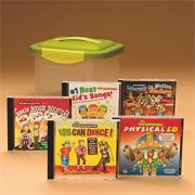 The Learning Station CD Set of 5