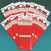 Easy Thread Needles (pack of 72)