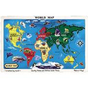 Melissa & Doug��World Map Puzzle