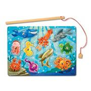 Melissa & Doug��Magnetic Fishing Game