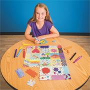 Color-Me� Imagination Puzzle