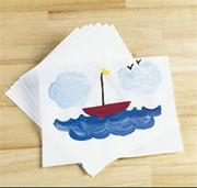 Paint Paper, 9&quot;x12&quot;  (pack of 100)