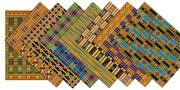 African Textile Paper  (pack of 32)