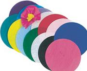 Tissue Paper Circles Pack, 4&quot; (pack of 480)