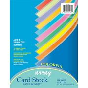 Pacon� Card Stock (pack of 100)