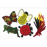 Bug Weaving Mats (pack of 24)