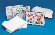 Blank Cards and Envelopes (pack of 100)