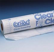 "Con-Tact� Clear Covering Paper 18"" x 25 yds"