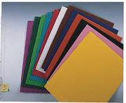 Assorted Corobuff Sheets, 12&quot;x16&quot;   (pack of 12)