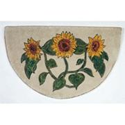 Decorative Mat - &quot;Sunflower&quot;