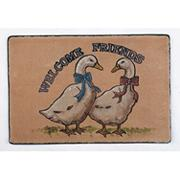 Decorative Mat - Duo Ducks