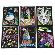 Foam Velvet Art Posters (pack of 12)